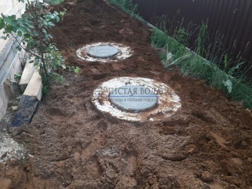 Чистая Вода - копка, рытье колодцев в районах 004