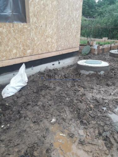 Чистая Вода - копка, рытье колодцев в районах 005