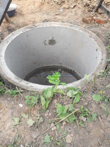 Чистая Вода - копка, рытье колодцев в районах 006