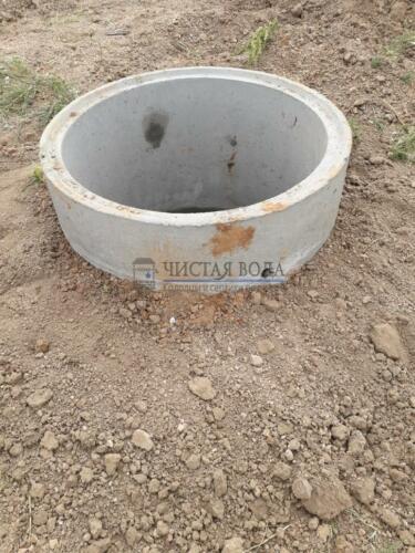 Чистая Вода - копка, рытье колодцев в районах 007