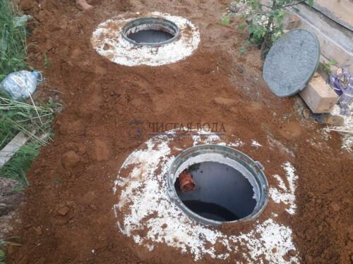 Чистая Вода -углубление, ремонт колодцев в районах 007