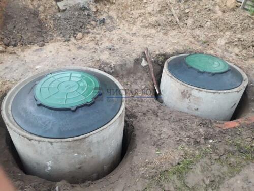 Септики ЖБИ — Чистая вода 004
