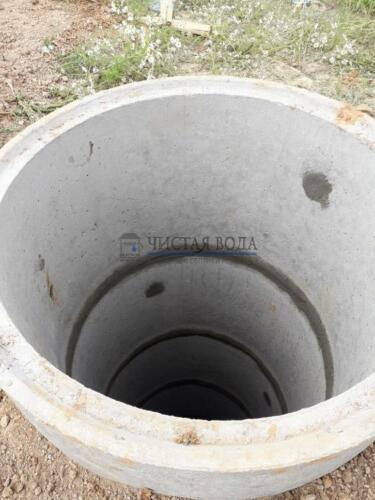 Чистая Вода - чистка колодцев в районах 002