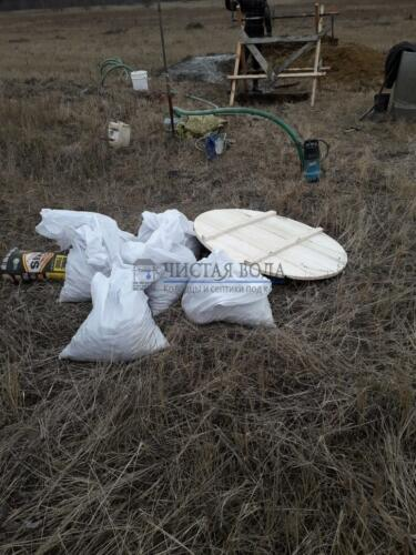 Чистая Вода - чистка колодцев в районах 010